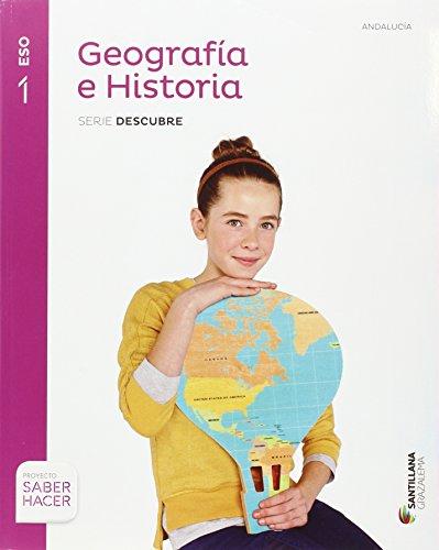 Geografia e historia serie descubre 1 eso saber hacer