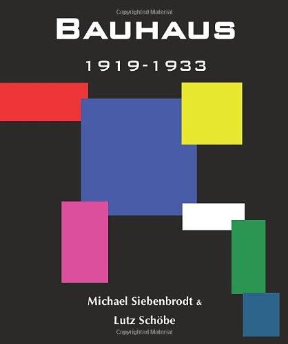 Bauhaus : 1919-1933 par Parkstone Parkstone