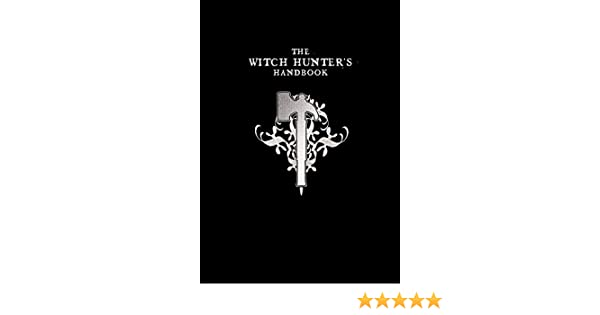 Image result for witch hunter's handbook