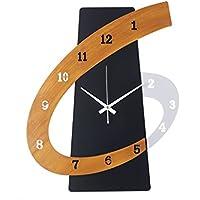 Wanduhr kreative dekorative Uhr minimalistischen Mode Uhr stumm preisvergleich bei billige-tabletten.eu
