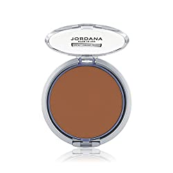 (3 Pack) JORDANA Perfect Pressed Powder - Warm Amber