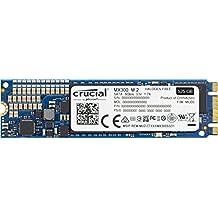 Crucial MX300 CT525MX300SSD4 525 GB Internes SSD (3D NAND, SATA, M.2 Type 2280)