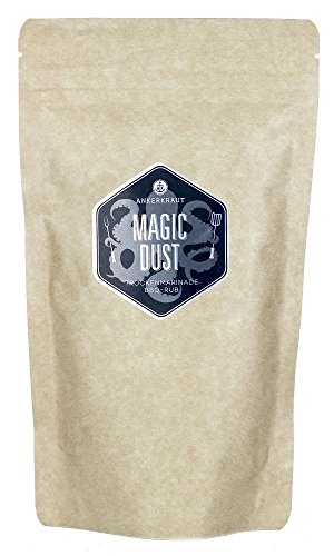 Magic Dust, BBQ-Rub 250gr