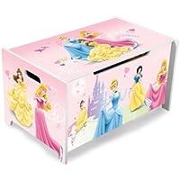 Disney Princess Toy Box Spielzeugkiste Holz Truhe für Spielzeug Aufbewahrunsgsbox NEU preisvergleich bei kinderzimmerdekopreise.eu
