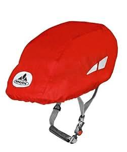 VAUDE Couvre casque Rouge Casque de vélo VTT montagne