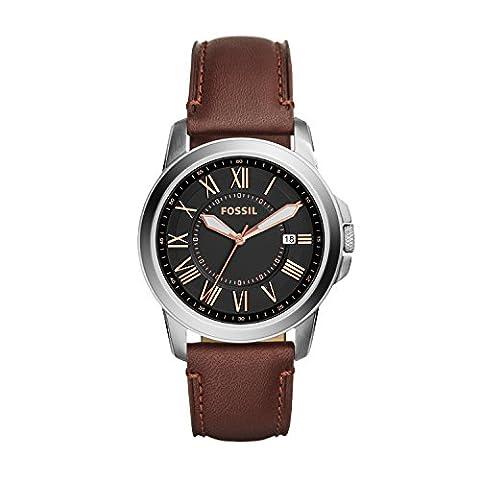 Fossil Herren-Uhren FS5091