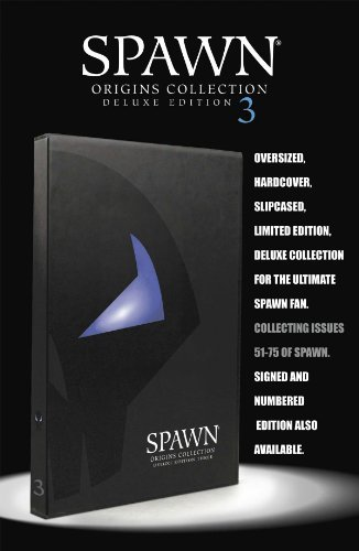 Spawn: Origins Deluxe Edition 3 by Todd McFarlane (December 06,2012)