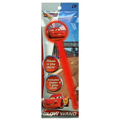 What Kids Want Glow Cars Stick Sets, 12-Piece by What Kids Want