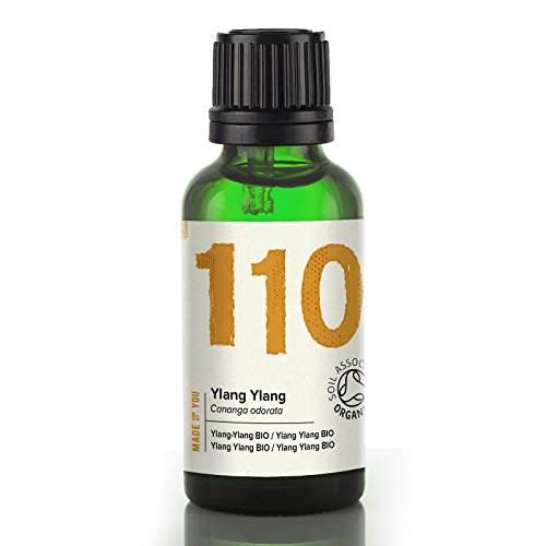 Naissance Olio Di Ylang Ylang Biologico - Olio Essenziale Puro Al 100% - 30ml