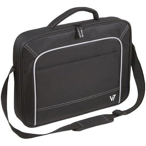 V7 CCV2-9E - Maletín para portátil de 17