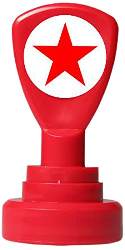 stamper-solutions-star-pre-inked-stamper-red