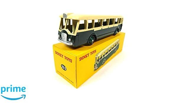 Autobus Bus Parisien Green 29 D 1:43 Dinky Toys Atlas