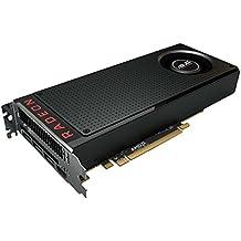 Asus RX480-8G Gaming Grafikkarte (AMD Radeon RX 480, 8GB DDR5 Speicher, PCIe 3.0, HDMI, DisplayPort, VR Ready) schwarz