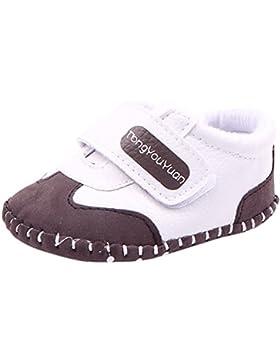 CHENGYANG Unisex - Baby Kleinkind Schuhe Weiche Sohlen Sneaker Atmungsaktiv