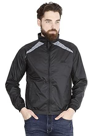 Rope Men's Polyester Full Sleeves Jacket