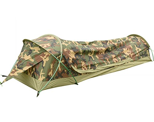 ultralight 1 person waterproof personal bivy tent - quick easy set up