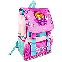 PR16111 Set para la escuela Paw Patrol Skye mochila y estuche 3 compartimentos