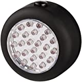 Hama 107268 - Linterna LED de plástico para coche, color negro