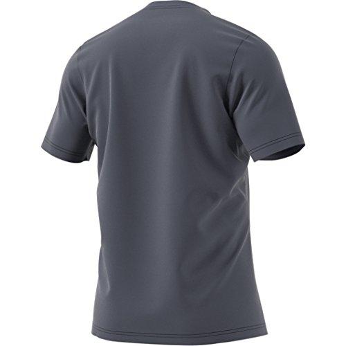 adidas Herren Trikot/Teamtrikot Coref training jersey Grau