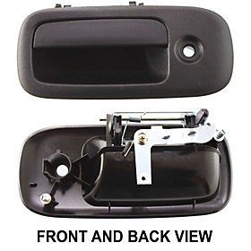 CHEVY EXPRESS VAN 03-09 FRONT DOOR HANDLE LH, Outside by TLN Auto Parts