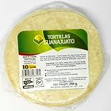 Weiße Maistortillas 15 cm - glutenfrei (10 St./250g)