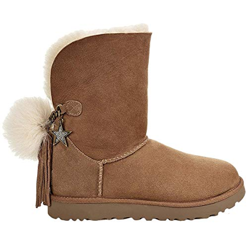 UGG Classic Charm Boot, Boot for Women. 38 Brown for sale  Delivered anywhere in UK
