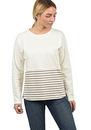 DESIRES Piper - Sweat-Shirt - Femme Simple Taupe (0162)