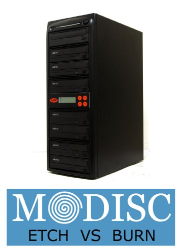 Systor 1-7 M-Disc Multi Brenner Brennstation CD DVD Duplikator