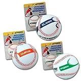 Champro Curve Pitcher Training Baseball (White, 9-Inch)