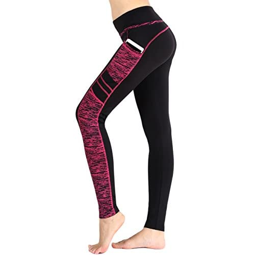 41CKAZj0KzL. SS500  - SugarPocket Womens Athletic Pants Workout Yoga Leggings Fitness Tights