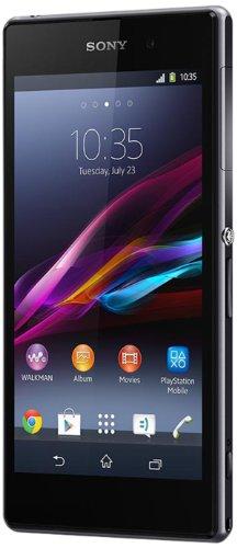 Sony Xperia Z1 Smartphone, Resistente all'Acqua, Fotocamera 20.7 Megapixel, Nero [Italia]