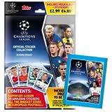 Topps Champions League 16/17 Etiqueta Starter Pack (álbum)