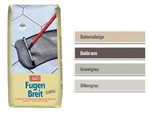 lugato fugenbreit 5 kg grau fugenm rtel f r klinker beton cotto baumarkt. Black Bedroom Furniture Sets. Home Design Ideas