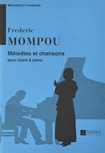 Mélodies et chansons (Collection XXème...