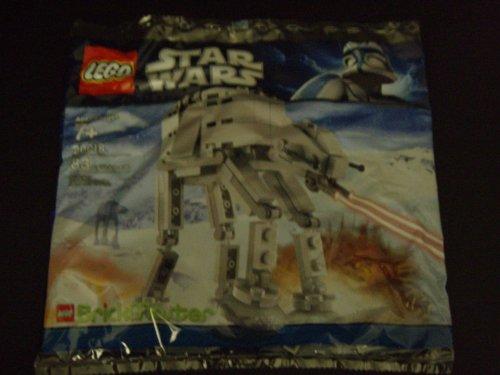 LEGO Star Wars BrickMaster Exclusive Mini Building Set 20018 Mini ATAT Polybeutel (Wars Lego Sets Mini Star)