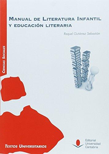 Manual de literatura infantil y educación literaria (Manuales) - 9788481027907