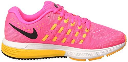 Nike Wmns Air Zoom Vomero 11, Scarpe da Ginnastica Donna Rosa (Pnk Blst/Blk/Lsr Orng/Atmc Pnk)