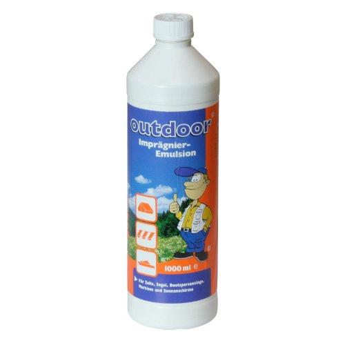 10T Proof It Emul 1000 ml wasserabweisende Imprägnierung Imprägniermittel Baumwolle & Mischgewebe