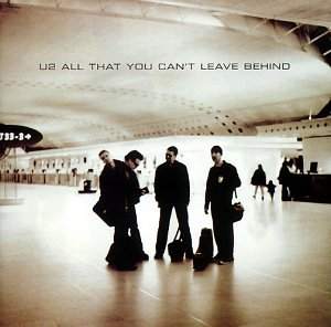 u2: All That You Can T Leave Behind (Audio CD)