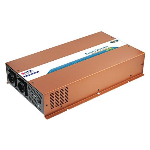 Preisvergleich Produktbild Titan HW-2500UY Wechselrichter,  Gold