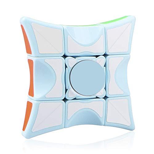 DAM. DMAB0085C31 Spinner Cubo Rubik, Anti-Estrés Y Relajante. Ideal para...
