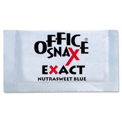 office-snax-00060-nutrasweet-blue-sweetener-2000-ofx00060-by-office-snax