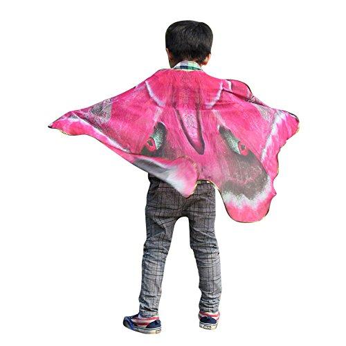 Für Verkauf Den Kostüm Flügel Schmetterlings - Jaysis Heißer Verkauf Mode Cosplay Party Chmetterling Kostüm Kinder Kind DIY Schmetterling Kap Flügel Kreative Engelsflügel Dress up Karneval Kostüm 100 * 73CM
