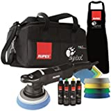 RUPES Poliermaschine LHR 21 Mark 2 II - 1 Stk. Big Foot Exzenter Polisher im Deluxe Set