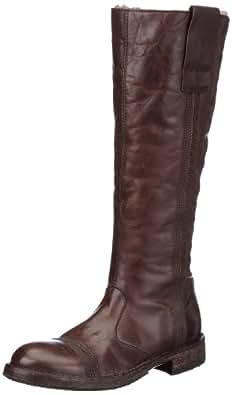 MOMA Zip Boot 71201M2, Damen Boots, Braun (t. moro), EU 35