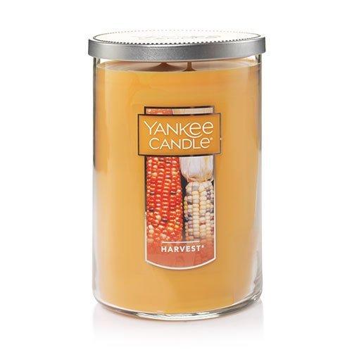 YANKEE CANDLE Company Duftkerze Kerzen Large 2-Wick Tumbler Candle Orange, just Like in The Picture on Amazon.