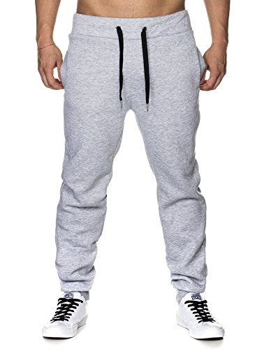 TAZZIO Herren Jogginghose Sweatpants Birds 16600