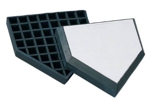 Trigon Sport BWBHP Waffle Bas In-Ground Home Plate