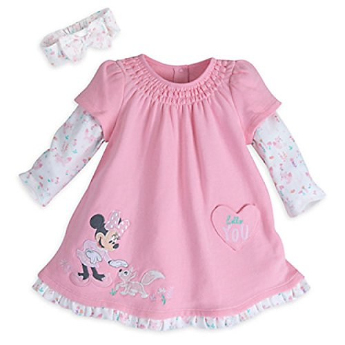 Woven Bloomer (Disney Minnie Mouse Woven Dress for Baby (12-18 month))