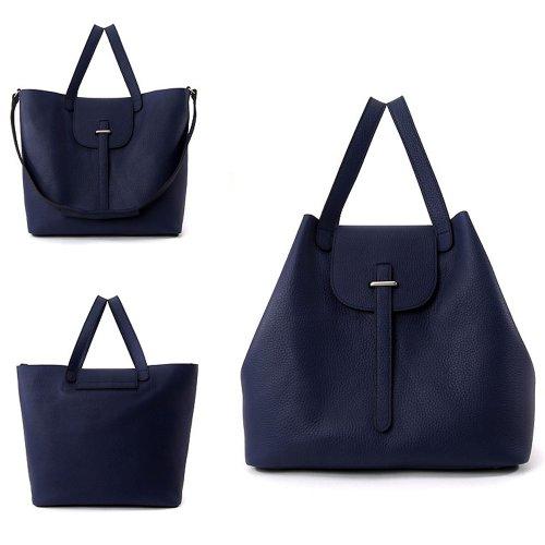 Violett - MELRANEY Sac shopper